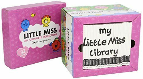Little Miss Complete Collection (Little Miss Classic Library) [Sep 01, 2011] Har