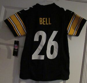 NFL Pittsburgh Steelers Le'Veon Bell #26 Youth Jersey Small by Nike New