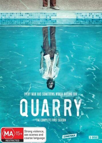 1 of 1 - Quarry - Season 1 : NEW DVD