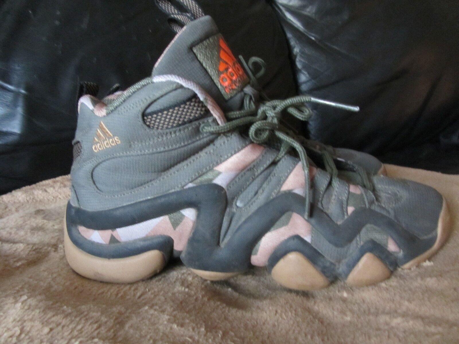 Adidas Men's Crazy 8 Basketball shoes S84003 size 8.5