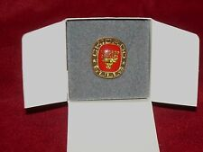 Chicago Bulls BALFOUR NBA Ring Top Tie Hat Lapel Pin New In Box! FREE SHIP