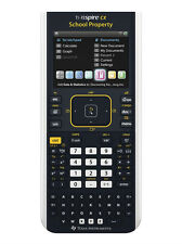 Texas Instruments TI-Nspire CX Graphing Calculator - Yellow Edition