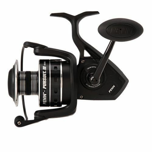 PENN Pursuit III 5000 Spinning  Fishing Reel for  70% off cheap