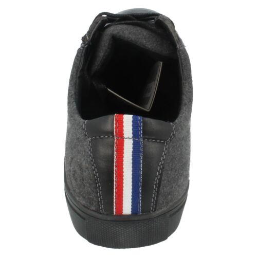 pour à Aif0006 lacets Gris Lambretta Chaussures hommes 4vcqaR4n