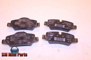 Mini-F54-F56-F57-Rear-Brake-Pad-Set-34216781299