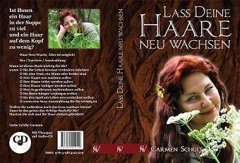 1 von 1 - Lass Deine Haare neu wachsen, m. Audio-CD von Carmen Schult (2011, Taschenbuch)