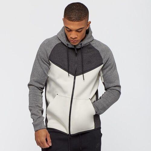 M Nike Tech Fleece Sportswear Windrunner Hoodie 885904-032; Sizes S XXL or 3XL