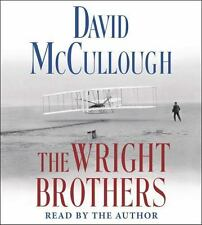 The Wright Brothers by David McCullough (2015, CD, Unabridged)