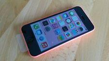 Smartphone   Apple iPhone 5c   - 32GB  -    ohne Simlock     -     FARBE: PINK