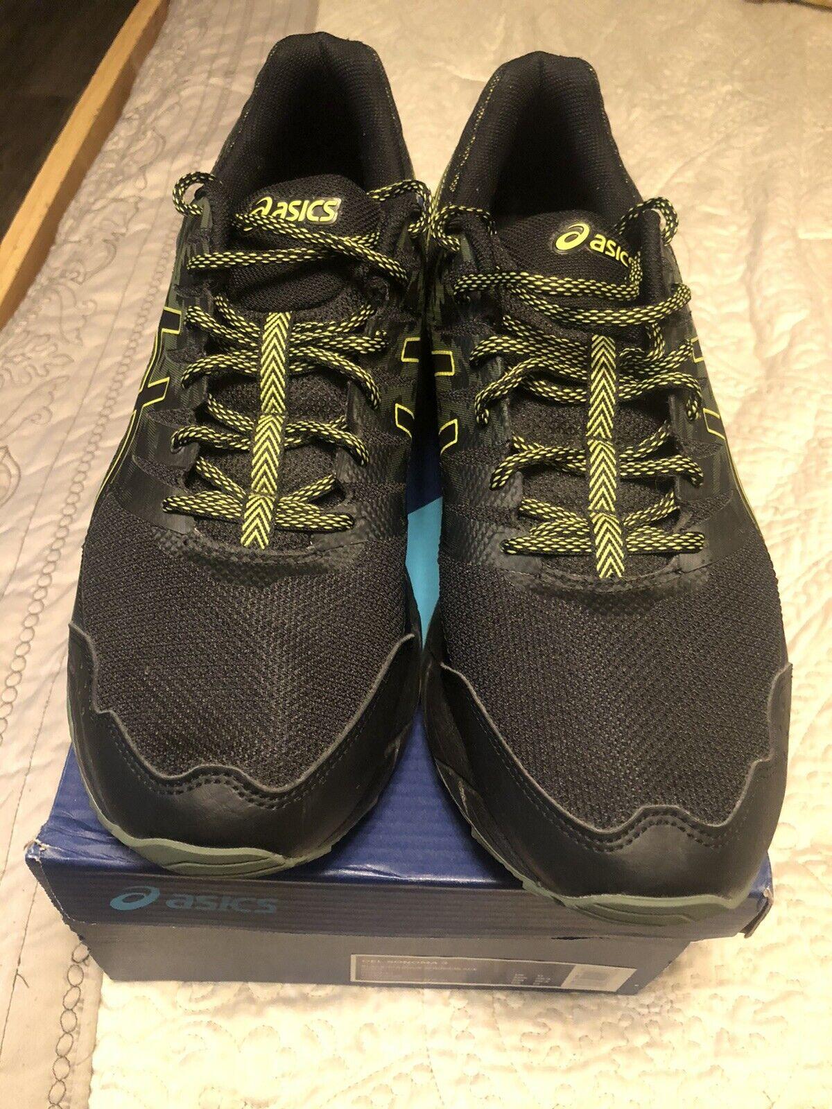 ASICS Mens GEL Sonoma 3 Running Shoes