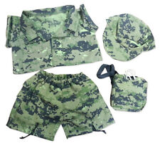 "Special Forces Camos Outfit Teddy Bear Clothes Fits 14""-18"" Build-A-Bear n More"