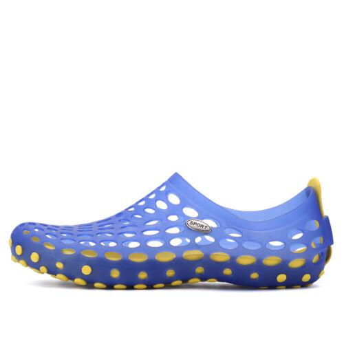 NEW Garden Sport Clog Water Shoes Men Quick Drying Summer Beach Slipper Flat
