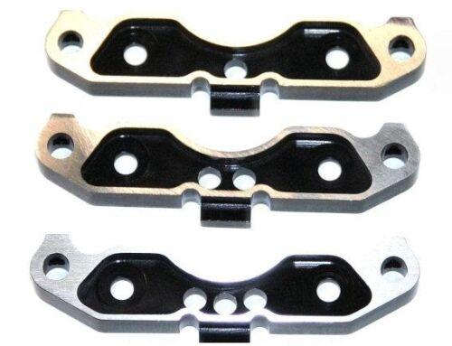 Fioroni ergal rear shims black 1//2//3 ° mugen mbx5