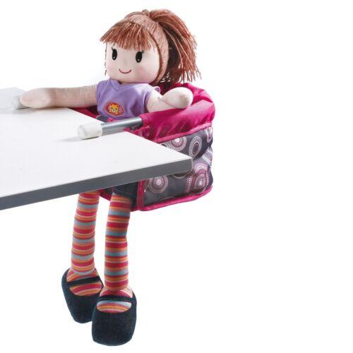 Bayer Chic 2000 bambole tavolo-sede hot pink pearls Top