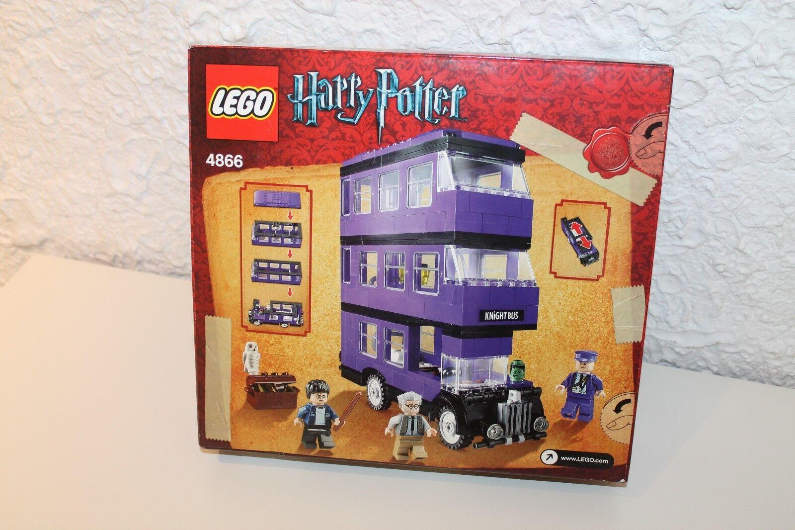 LEGO® HARRY POTTER™ 4866 The The The Knight Bus™ - NEU & OVP - e5a307