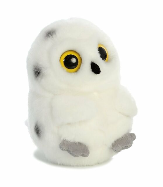 883e922211df Hoot Owl Rolly Pet 5 Inch - Stuffed Animal by Aurora Plush for sale ...