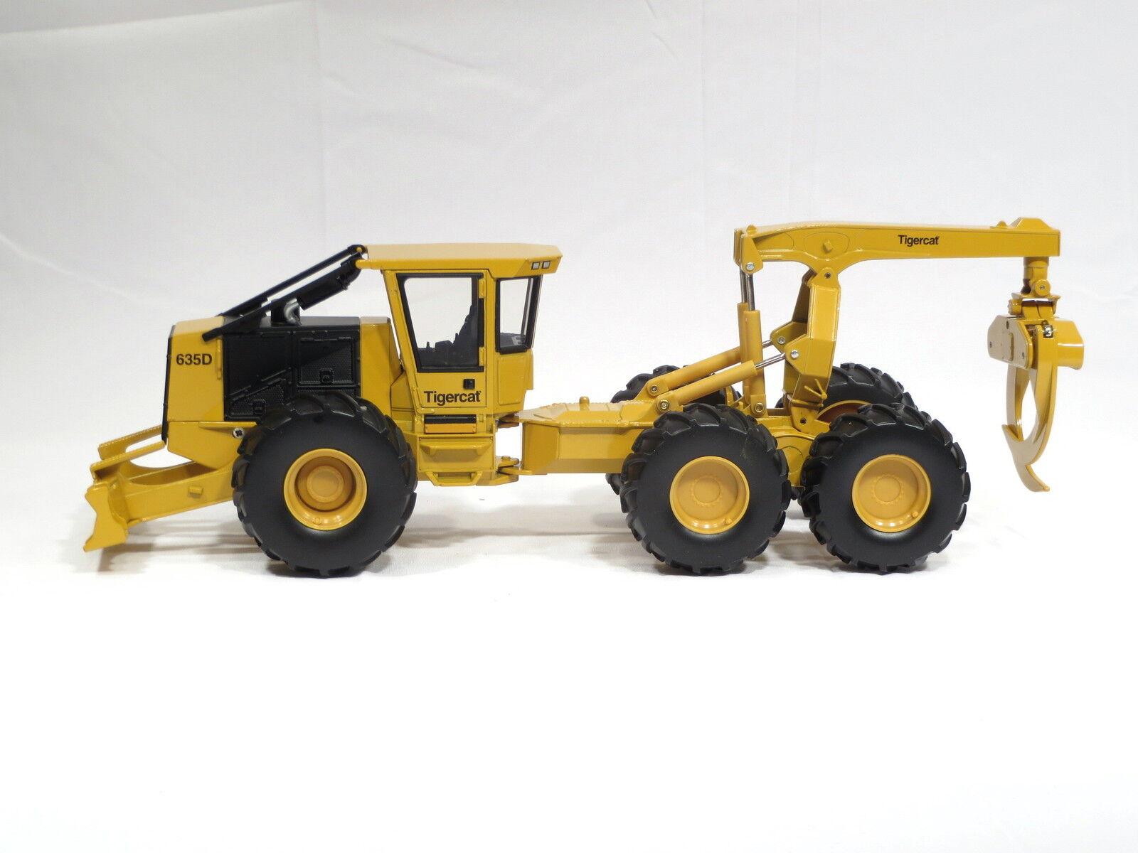 Tigercat 635D Skidder - 1 32 - - - Brand New - Diecast Logging b5b064