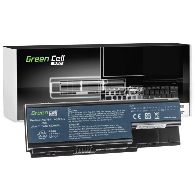 Laptop Akku für Acer TravelMate 7730G-964G64BN 5200mAh 11.1V