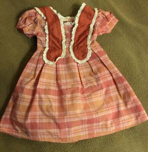 American Girl Doll Cecile/'s Meet Dress