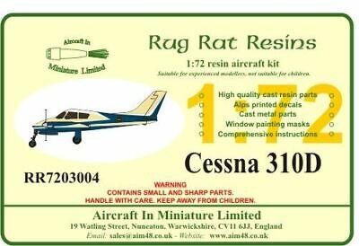 Rug Rat Resins 1//72 Cessna 310F # RR7203005