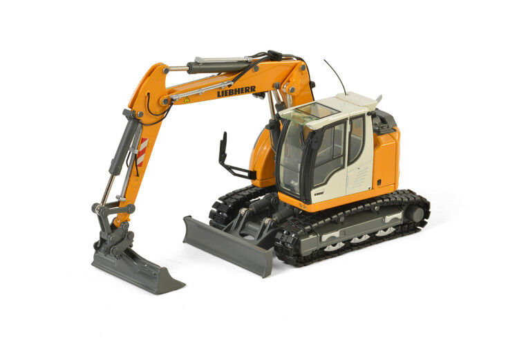 WSI 64-2001 Liebherr R914 Compact Excavator Scale 1 50