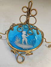 Antique French Dresser Ring Jewellery Holder , Mary Gregory .Palais Royal 1034