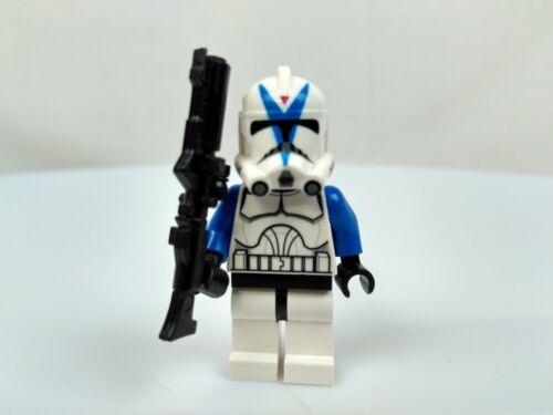 LEGO Star Wars Clone Trooper Dogma Custom 501 Minifigure 75002 75004 75021 75012