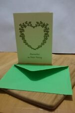 24 St Clover Cupcakes Green Envs Patrick/'s Day Note Cards