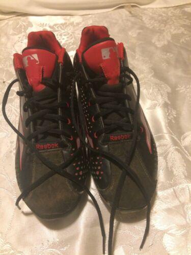 de Baseball Taille 11 2 Collection Chaussure Reebok Noir Authentic 1 BqtYvI