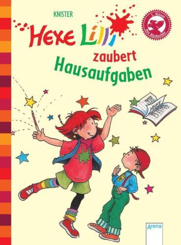 1 von 1 - Hexe Lilli zaubert Hausaufgaben von Knister (2011, Gebundene Ausgabe)