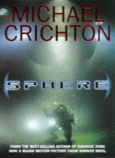 Sphere,Michael Crichton- 9780330370356