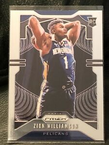 Zion-Williamson-2019-20-Panini-Prizm-Base-Rookie-Card-RC-248-PSA-10-Invest