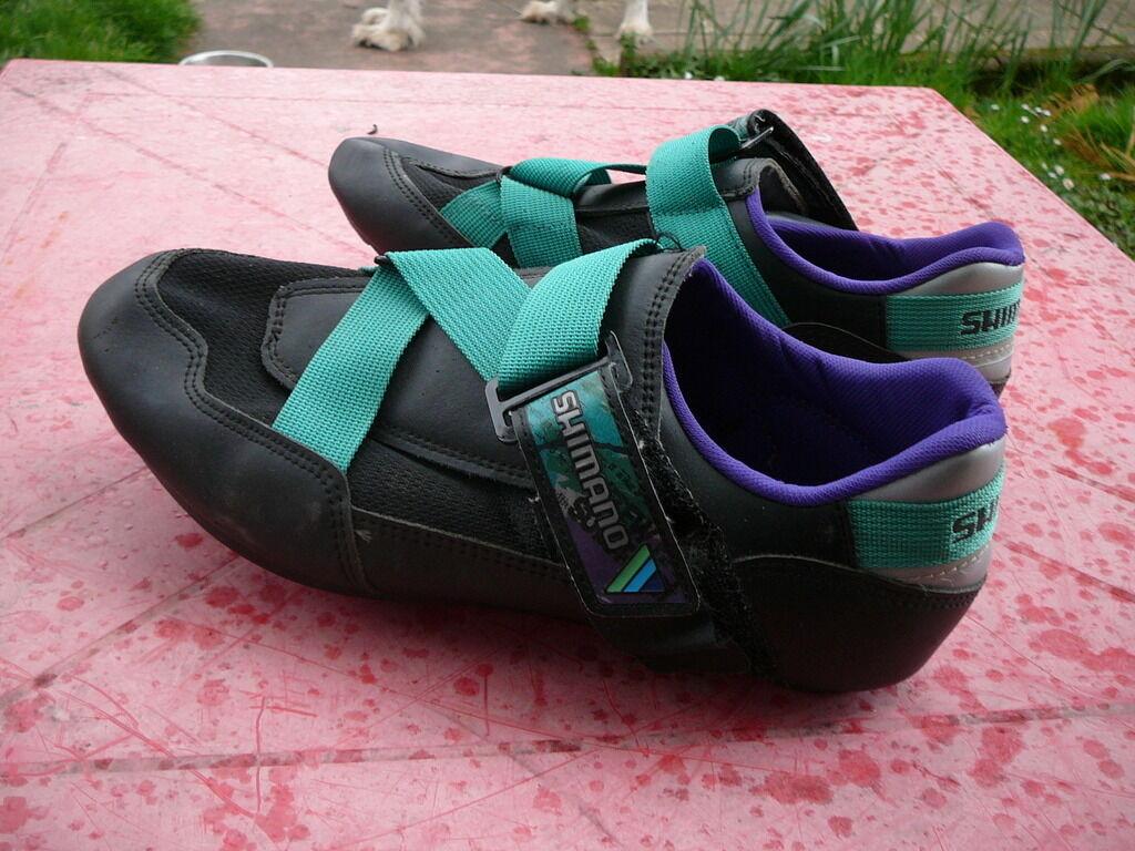 Zapatos para bicicleta Shimano PDS  45  nuevo listado