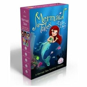 Mermaid-Tales-Sparkling-Collection-Box-Set-by-Debbie-Dadey-NEW-SEALED