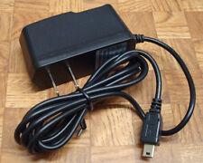 mini USB AC Wall Charger Garmin Dezl 560LMT RV 760LMT ZUMO 390LM Nuvi 65LMT GPS
