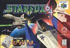 Star Fox 64 (Nintendo 64, 1997)