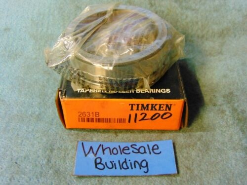"""2.615/"""" OD 2.767: FLANGE OD TIMKEN TAPERED ROLLER BEARING CUP 2631B 3//4/"""" W"""