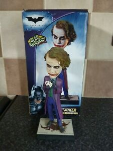 NECA-THE-DARK-KNIGHT-THE-JOKER-HEAD-KNOCKER-FIGURE-BOXED-EXCELLENT-CONDITION