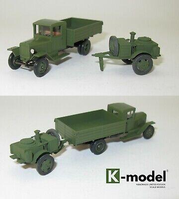 KOMINTERN Artillerie-Zugmaschine 1934 Militär UdSSR 1:87 H0