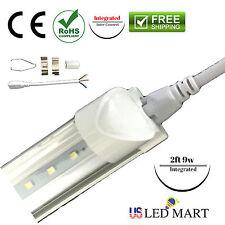 2ft Integrated LED Tube Light 9w 6500K Day Light