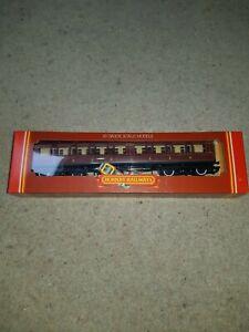 OO-gauge-Hornby-R452-Midland-Railway-Clerestory-Brake-3rd-Coach-2913-Boxed