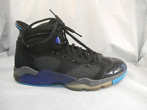 brand new 5e06f db01c Image is loading Air-Jordan-6-17-23-Black-Purple-Blue-