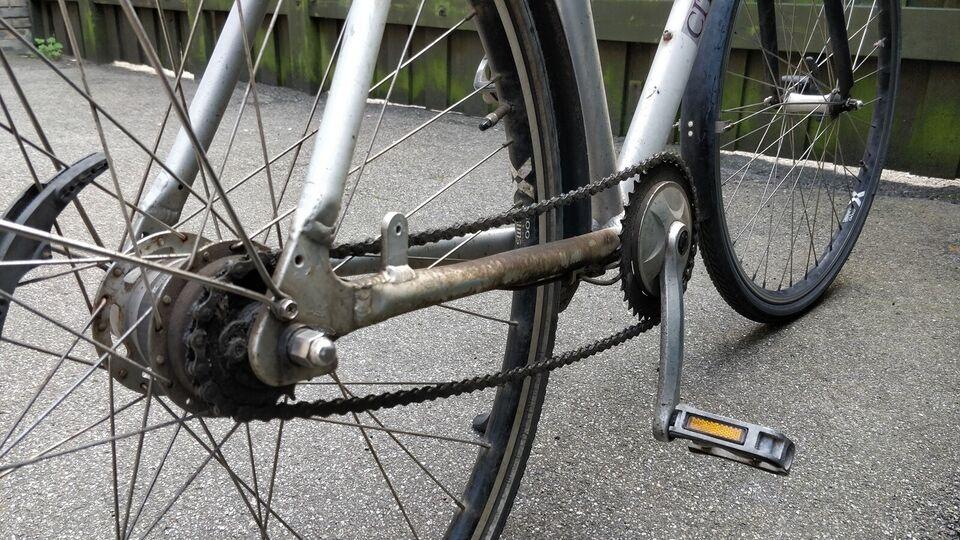 Herrecykel, andet mærke