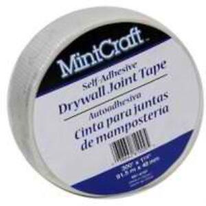 MINTCRAFT FDW8086-U 1 1 1 1-7/8-Inch X300-Feet Mesh Tape