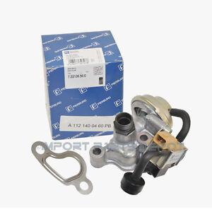 Mercedes benz egr valve control solenoid gasket pierburg for Mercedes benz egr valve