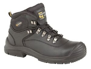58268aa01cb Details about Grafters M9508 Super Wide Fitting Safety Toe Cap Steel  Midsole Boots