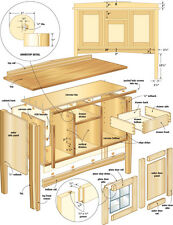 Fai DA TE 1000s carpenteria costruzione in legno 20gb 7 DVD diagrammi di schema cianografie i file PDF AVIS