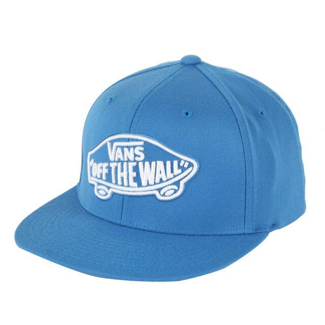 ca22b53b VANS Classic Home Team Flexfit Baseball Cap Blue V003mxh9g S/m