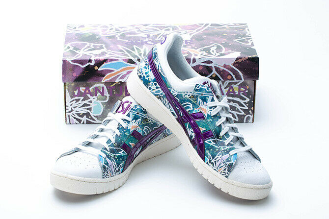 JANTJE ONTEMBAAR ASICS TIGER GEL PTG FLOWER MAGIC Japan Exclusive NEW US 5.5
