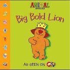 Big Bold Lion by Tony Collingwood, Trevor Ricketts (Paperback, 2000)